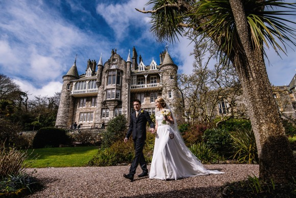 in full bloom. an elegant spring wedding in north wales – vicky & richard