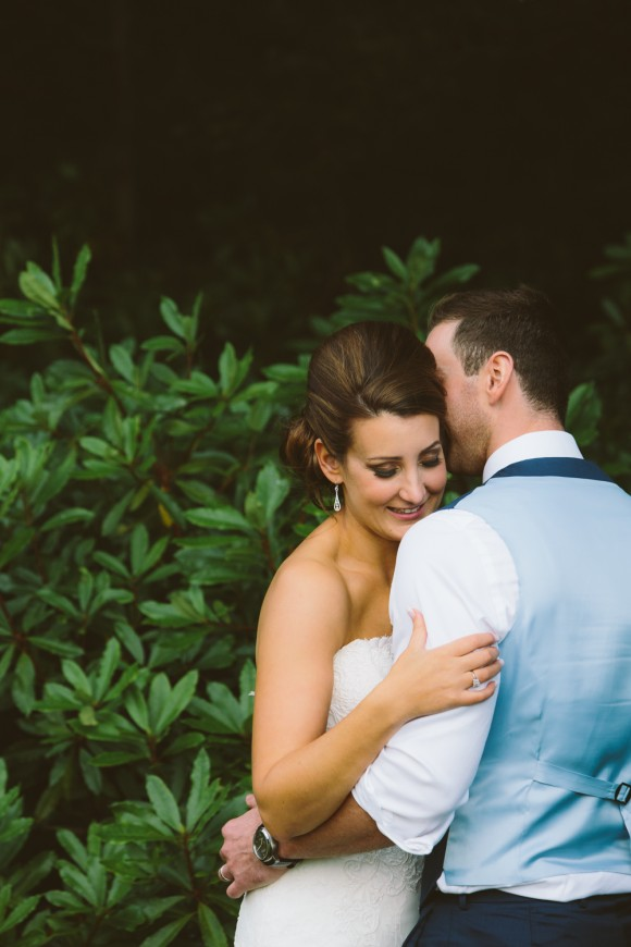 love on the lake. enzoani for a stylish wedding at storrs hall – sam & aron