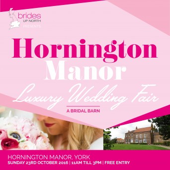 Hornington Manor Luxury Wedding Fair
