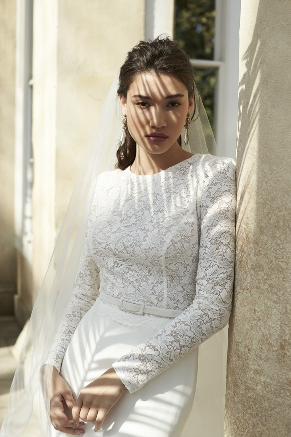 diary date: sassi holford & so sassi collection preview at the little pearl bridal boutique