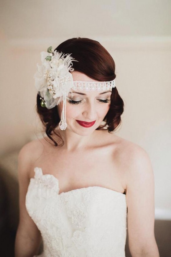 serious skills: say hello to lipstick & curls