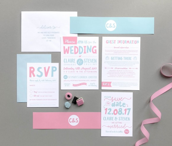 wedding stationery with style: project pretty