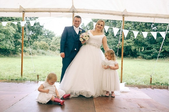 dare to do it yourself. a family-focused diy wedding on ullswater, penrith – louise & david