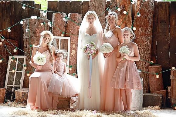 friday fabulous: bridesmaids by amanda wyatt