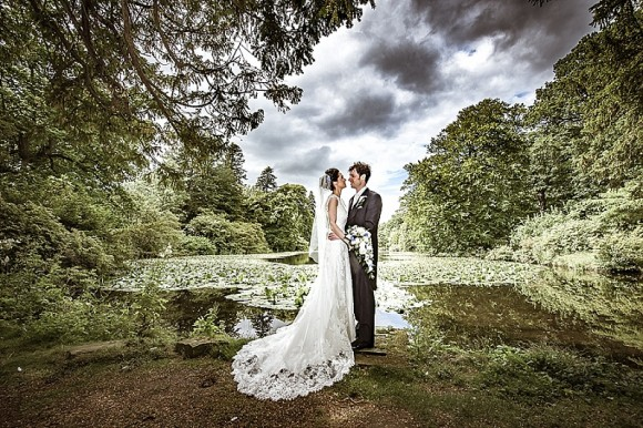 when in rome. a sumptuous wedding at swinton park – victoria & matthew