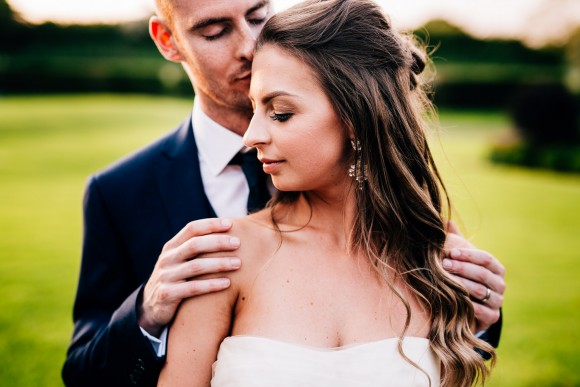 real wedding recap summer 2017: vera wang for an intimate spring wedding at weston hall, staffordshire – laura & ryan