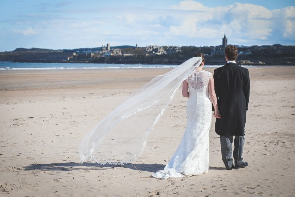 all mapped out. a pretty wedding in st andrews – hetty & fred