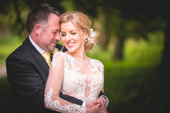 from russia with love. an elegant wedding at ripley castle – olga & chris