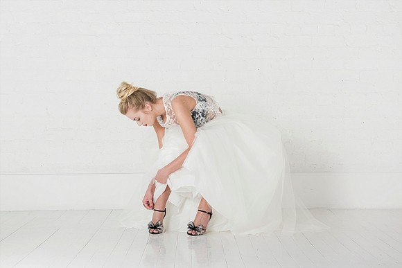 breaking the bridal rules – beautifully – introducing charlotte balbier separates