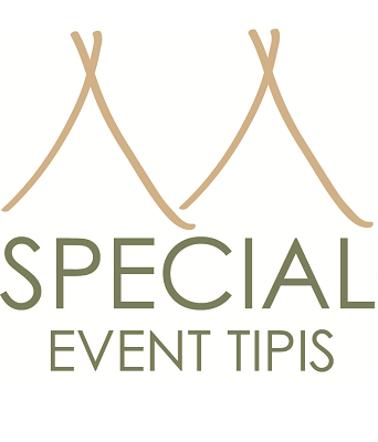 Special Event Tipis