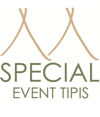 Special Event Tipis