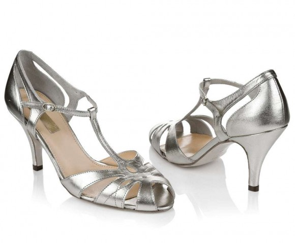 1. METALLICS - Rachel Simpson - Ginger shoe