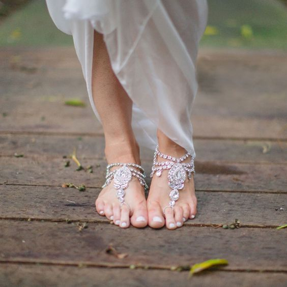 well heeled: 2017 wedding shoes trends
