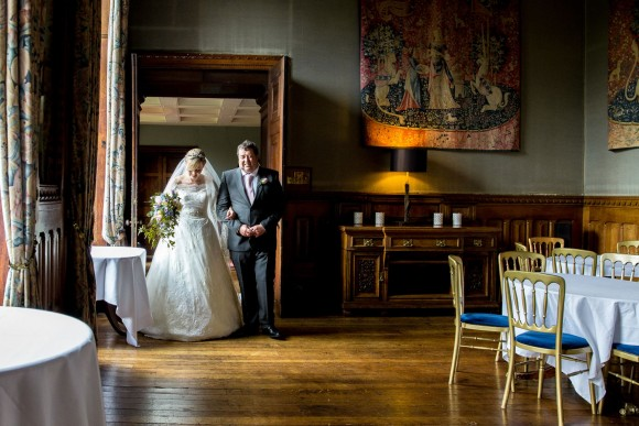 A Blush Wedding at Soughton Hall (c) ER Photography (16)