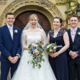 A Blush Wedding at Soughton Hall (c) ER Photography (32)