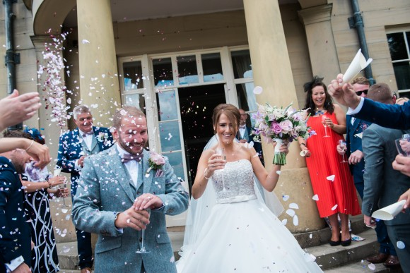 A Shabby Chic Wedding at Saltmarshe Hall (c) Claire Louise Photography (60)