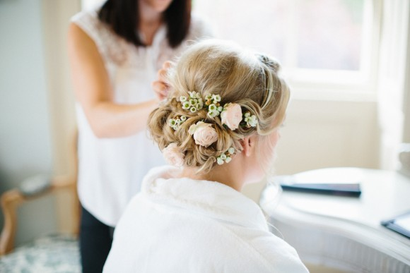 A Timeless Wedding at Newton Hall (c) Melissa Beattie Photography (13)