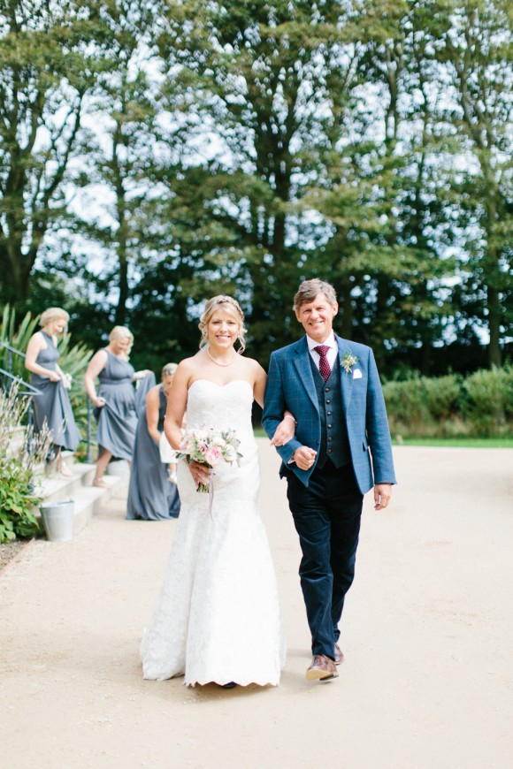 A Timeless Wedding at Newton Hall (c) Melissa Beattie Photography (21)