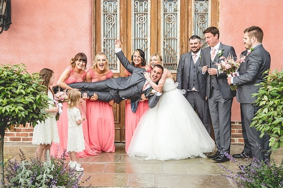 real wedding recap 2017: a french inspired wedding at le petit chateau, northumberland – rachelle & liam