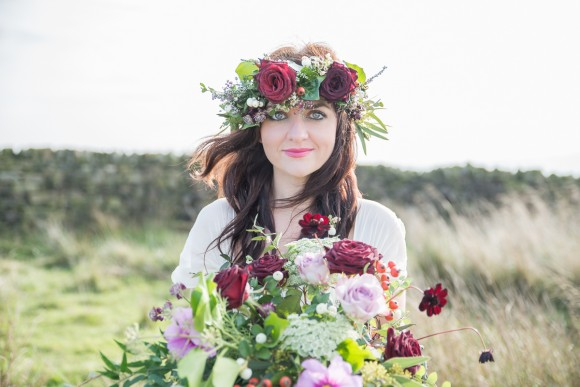 lovers' lane: a rustic wedding styled shoot in yorkshire