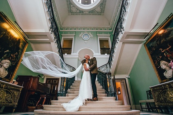 real wedding recap summer 2017: a wedding day of contrasts at sledmere house in yorkshire – josie & bruce