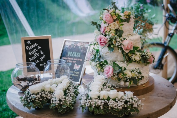 A Glam Country Wedding at Alby Park (c) Chris Milner Photography (41)