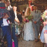 A Quirky Wedding at As You Like It (c) Bennett Media (11)