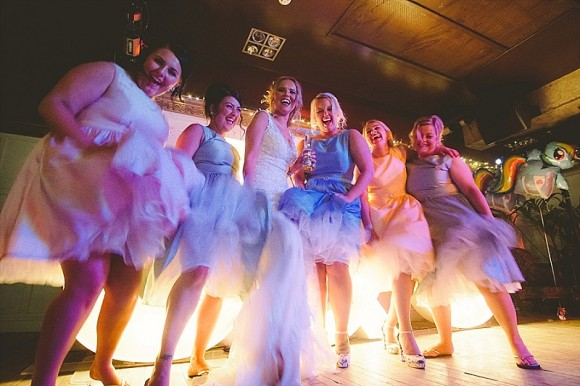 A Quirky Wedding at As You Like It (c) Bennett Media (50)