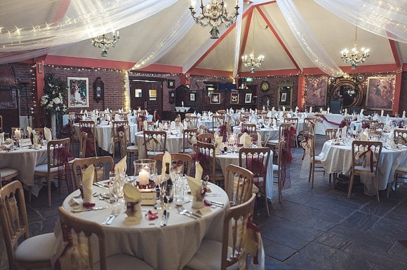 A Romantic Winter Wedding at Heskin Hall (c) Marie Cooper Photography (52)