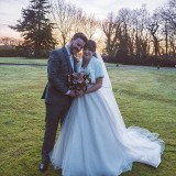 A Romantic Winter Wedding at Heskin Hall (c) Marie Cooper Photography (60)