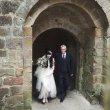 A Rustic Wedding at Skipton Castle (c) Bethany Clarke (12)