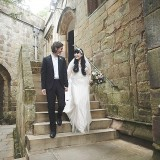A Rustic Wedding at Skipton Castle (c) Bethany Clarke (29)