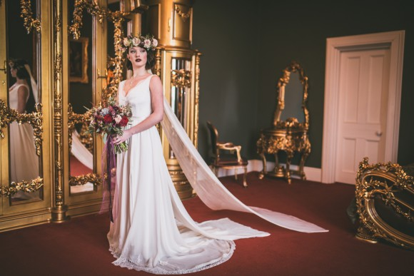 A Styled Wedding Shoot at Allerton Castle (c) All You Need Is Love Photography (7)