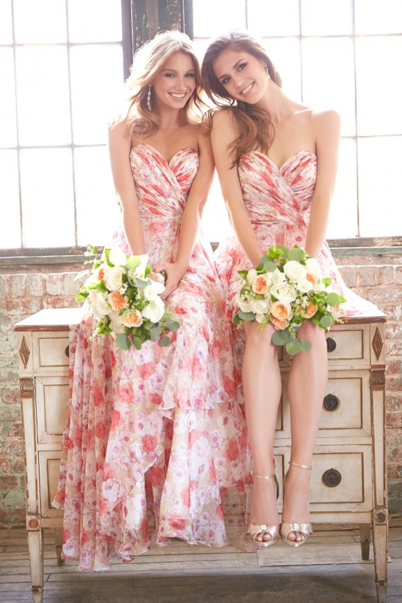 #girlsquad: bridesmaid trends for 2017