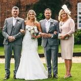 An Elegant Wedding at Swancar Farm (c) Lucy & Scott (34)