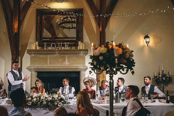 An Elegant Wedding at Swancar Farm (c) Lucy & Scott (50)