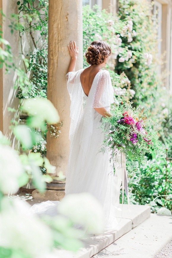discover the secret garden: our stylish wedding show at middleton lodge