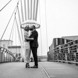 A City Wedding at Salford Quays (c) Rebecca Parsons Photography (24)