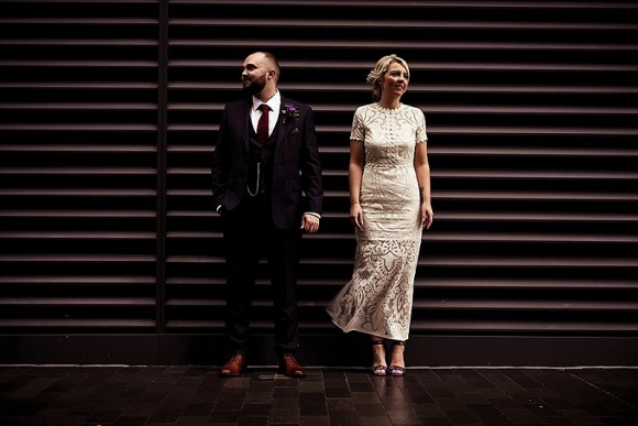 A City Wedding at Salford Quays (c) Rebecca Parsons Photography (27)