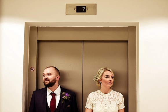 A City Wedding at Salford Quays (c) Rebecca Parsons Photography (33)