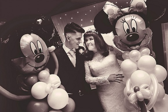 A Disney Wedding at Eslington Villa (c) GS Studio (45)