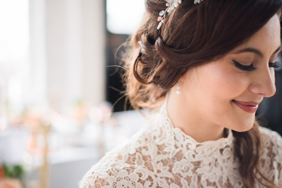 morning fresh: a super pretty wedding styled shoot