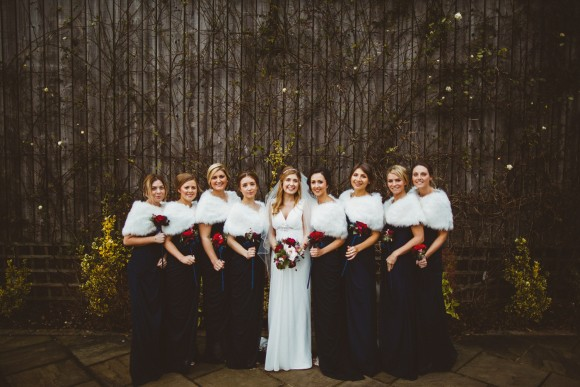 A Winter Wedding at Sandburn Hall (c) Photography 34 (59)
