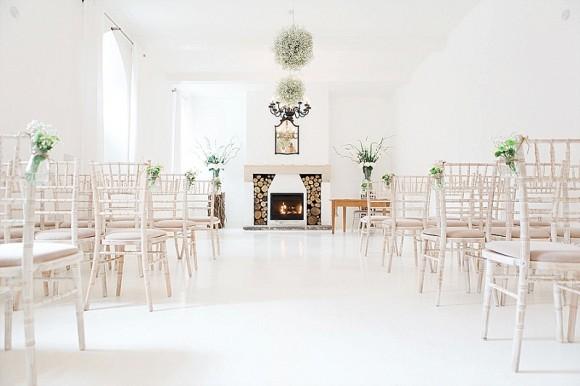 Contemporary Styled Bridal Shoot at Brinkburn Northumberland (c) Melissa Beattie (55)
