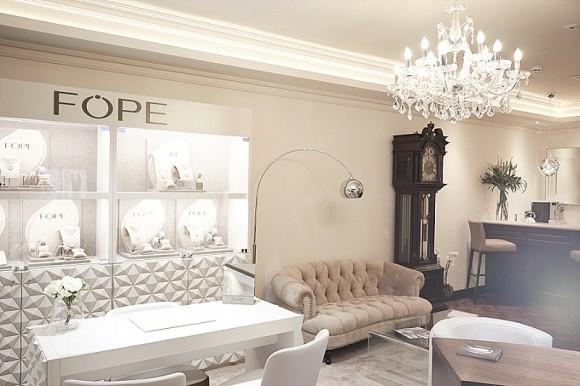 Fope showroom image