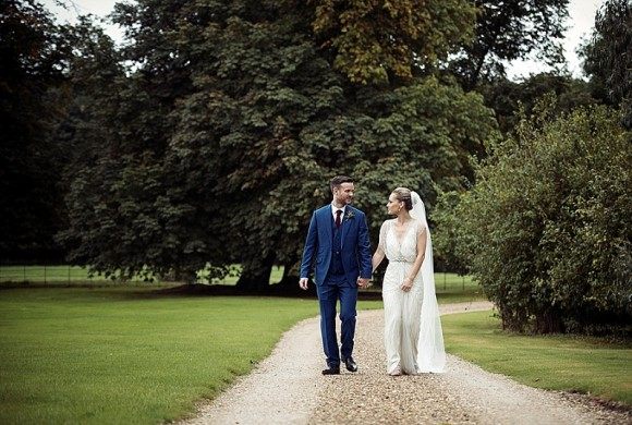 Jenny Packham for a Wedding at Rise Hall (c) Bethany Jane Clarke (49)