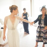 Jenny Packham for a Wedding at Rise Hall (c) Bethany Jane Clarke (7)