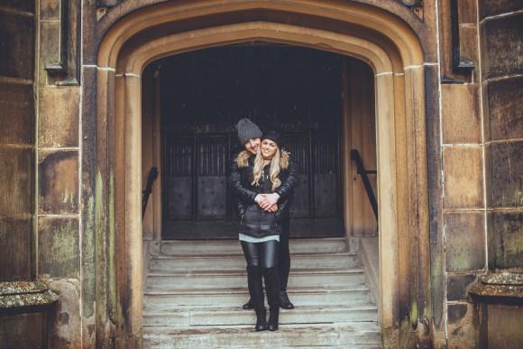 our love story: ashleigh & josh