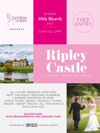 Ripley Castle Luxury Wedding Fair