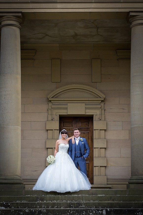 true chemistry. a fairy-tale wedding in durham city – michelle & anthony